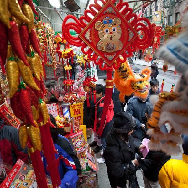 Chinatown - New York - Doets Reizen