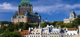 Reis door Oost-Canada