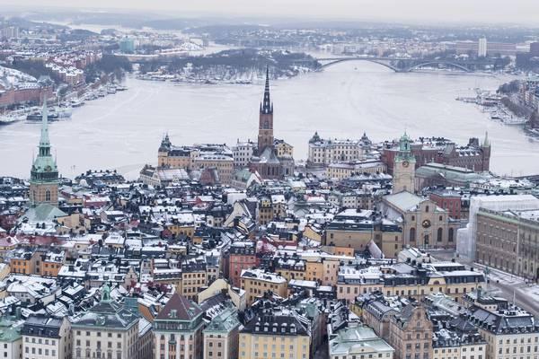 Gamla Stan Stockholm - Doets Reizen - Vakantie Zweden- Credit Visit Sweden