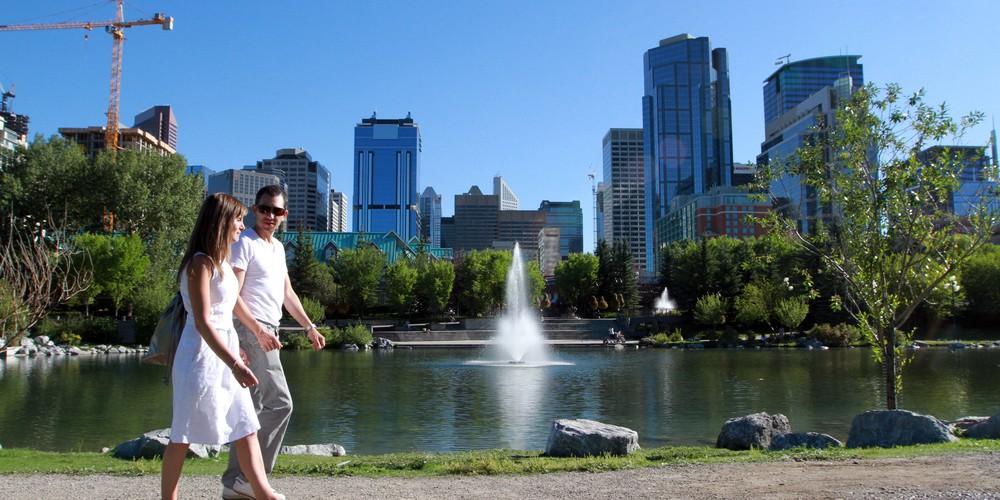 Calgary - Alberta - Canada - Doets Reizen