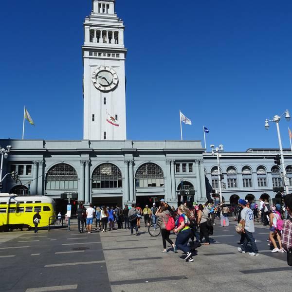 Ferry Building - San Francisco - California - Amerika - Doets Reizen