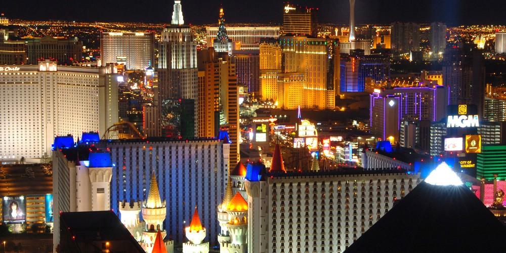 Helikopter Strip Flight Papillon Las Vegas Nevada