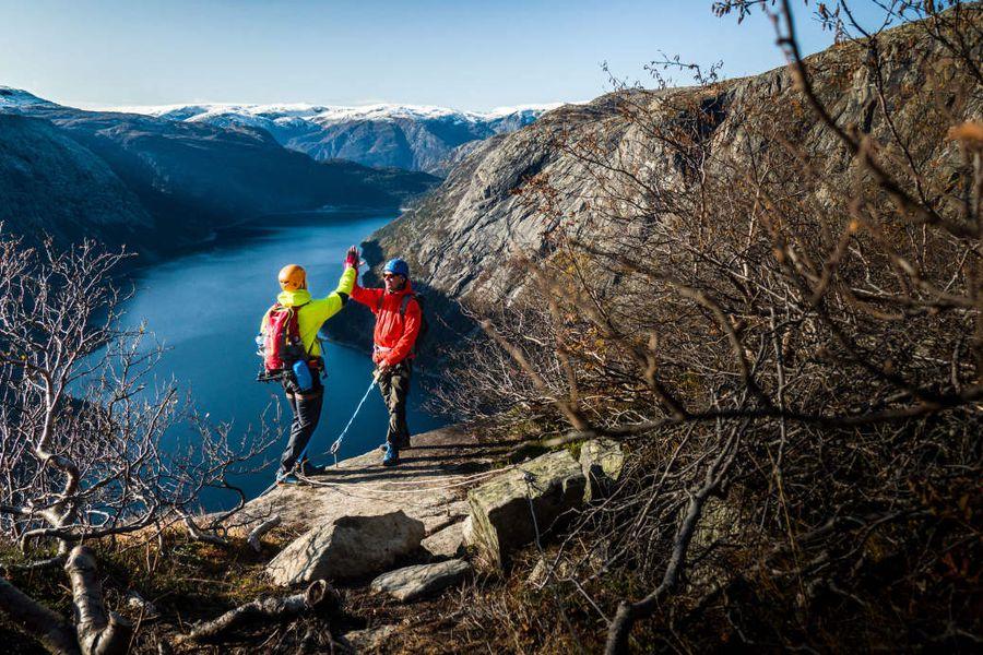 Trolltunga - Odda - Noorwegen - vakantie Noorwegen - Doets Reizen