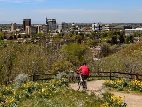 Boise - Idaho - Amerika - Doets Reizen