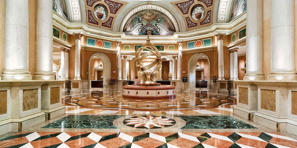 The Venetian Hotel - Las Vegas - Nevada - Doets Reizen