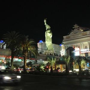 aankomst Las Vegas - Dag 1 - Foto