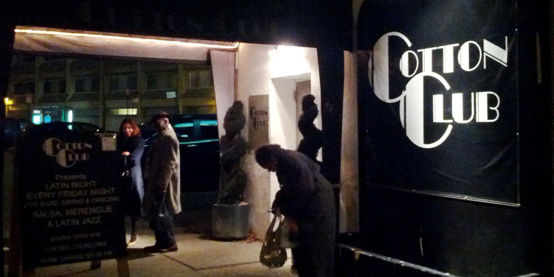 Cotton Club - New York - Doets Reizen