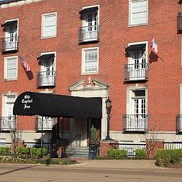 Old Capitol B&B - exterior