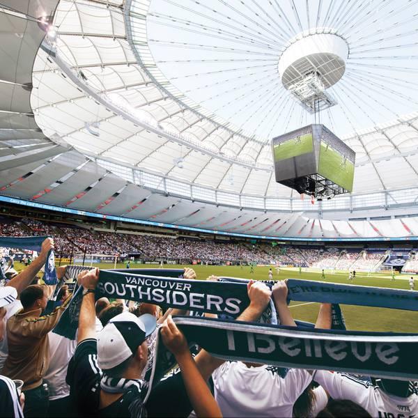B.C. Place Stadium - Vancouver - British Columbia - Canada - Doets Reizen
