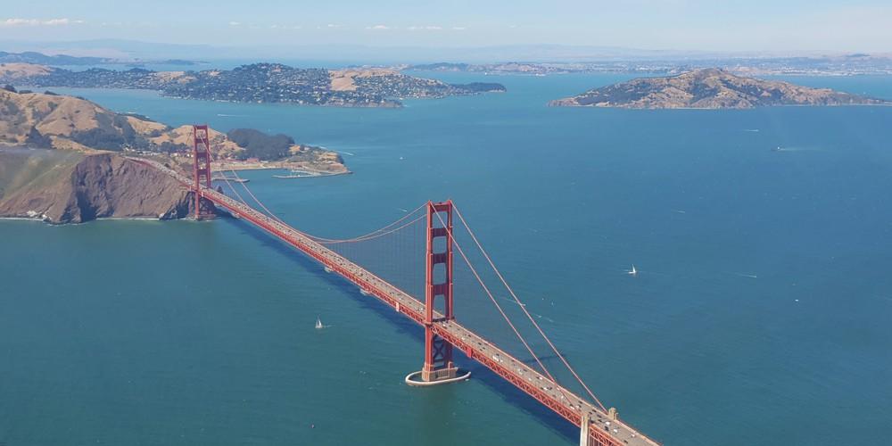 Watervliegtuig San Francisco - California - Amerika - Doets Reizen