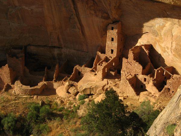 Ruins Road - Colorado - Doets Reizen