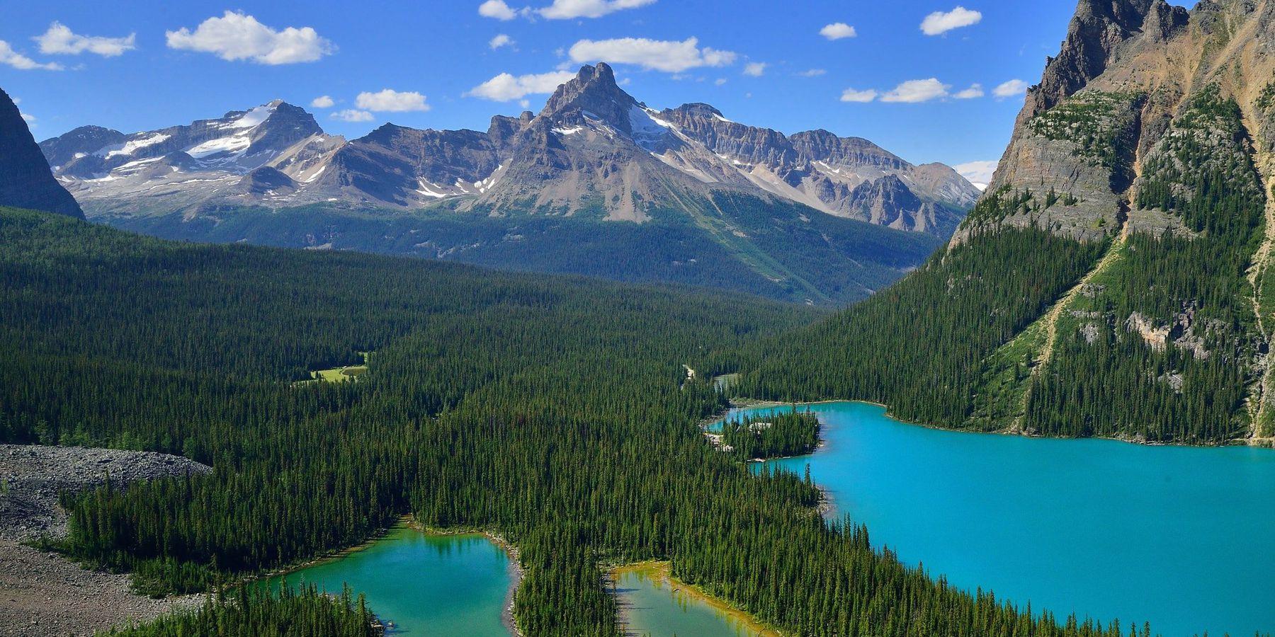 Lake O'Hara - Yoho National Park - British Columbia - Canada - Doets Reizen