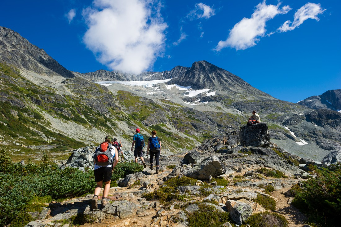 Hiken Whistler - British Columbia - Canada - Doets Reizen