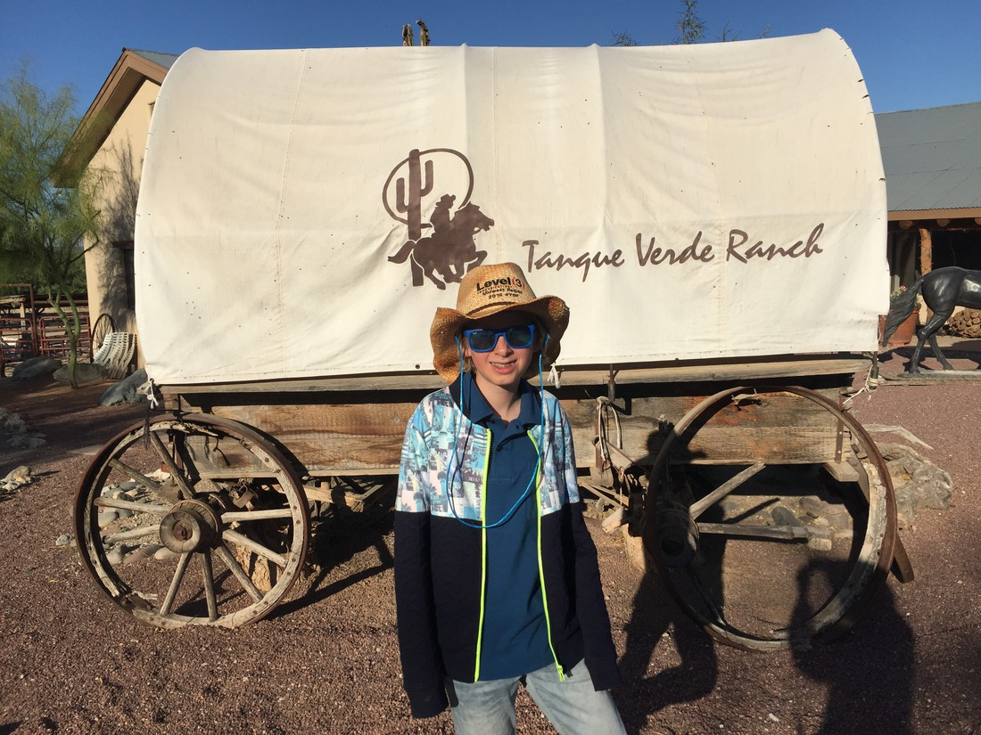 Tanque Verde Ranch Tucson Arizona