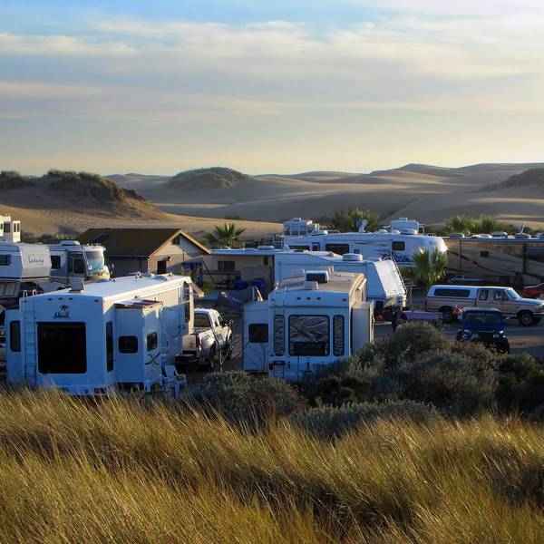 Pacific Dunes Ranch & RV Park - Prachtige ligging
