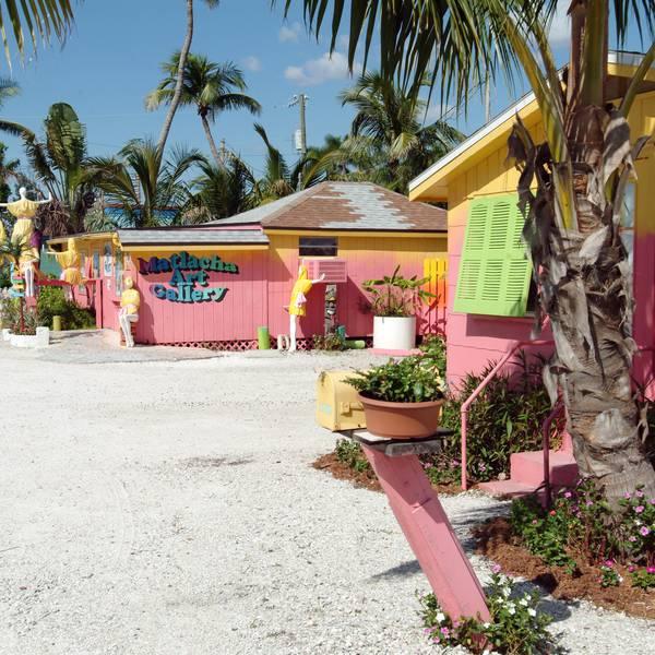 Matlacha Pine Island - Florida - Doets Reizen