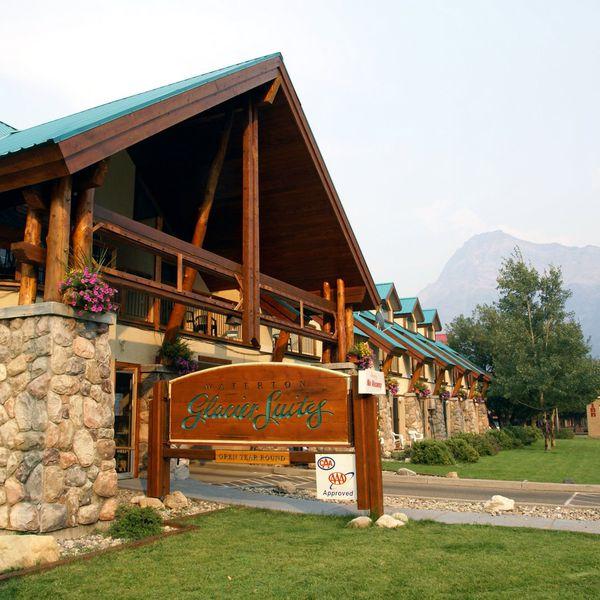 Waterton Glacier Suites - exterior