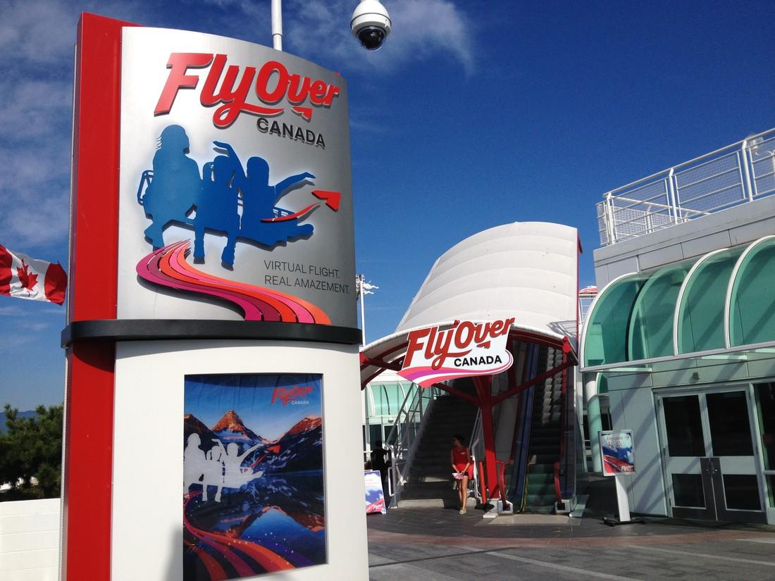 FlyOver Canada - Vancouver - British Columbia - Canada - Doets Reizen