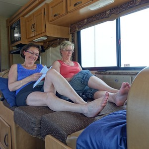 Op weg richting Sequoia National Park - Dag 6 - Foto