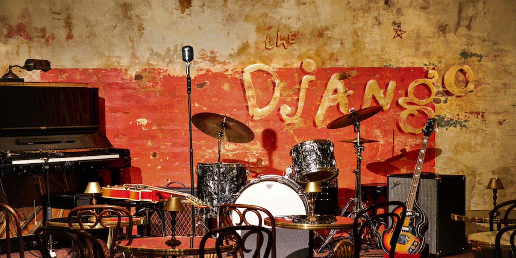 Django Jazzclub - New York - Doets Reizen