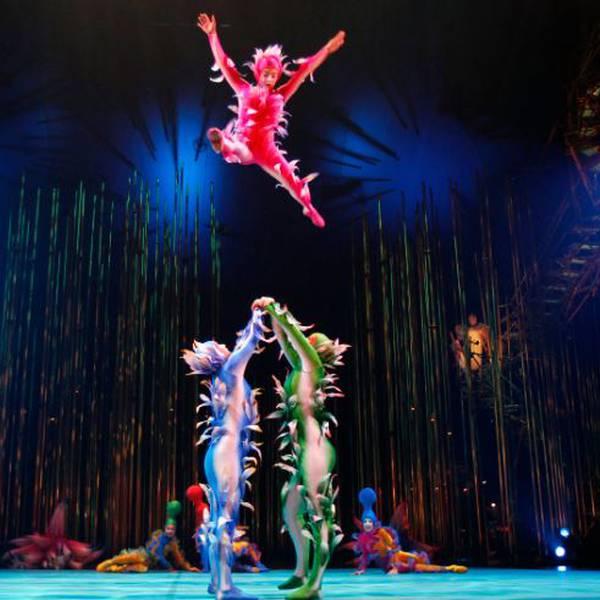 Ká - Cirque du Soleil - Theatershow - Las Vegas - Nevada - Doets Reizen
