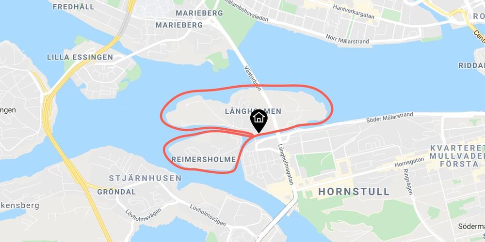 Route Suppen Stockholm - Stockholm - Zweden - Reizen Zweden - Doets Reizen