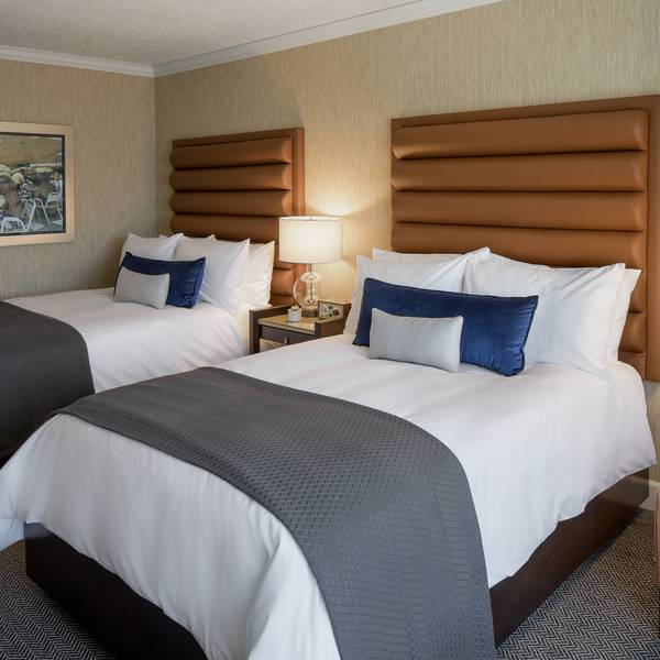 Dossier Hotel - Double Double Guestroom