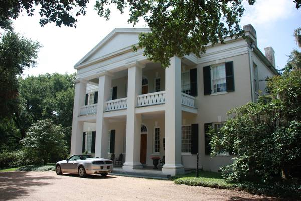 Monmouth Plantation, Natchez, Mississippi