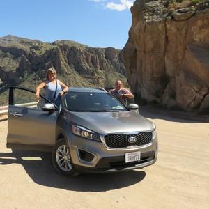 Apache Trail - Dag 19 - Foto