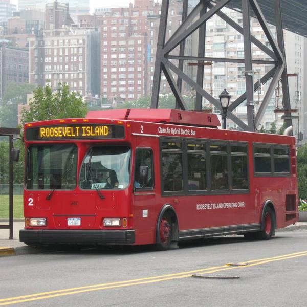 Roosevelt Island - New York - Doets Reizen