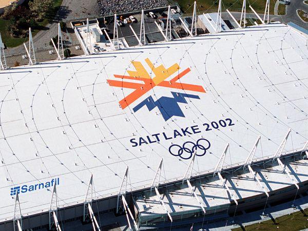 Utah Olympic Oval - Salt Lake City - Utah - Doets Reizen