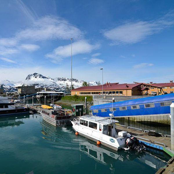 BW Valdez Harbor Inn - exterior