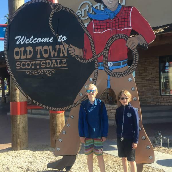 Scottsdale - Arizona - Doets Reizen