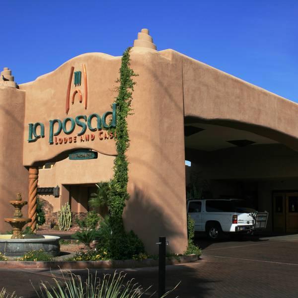 La Posada Lodge - aanzicht