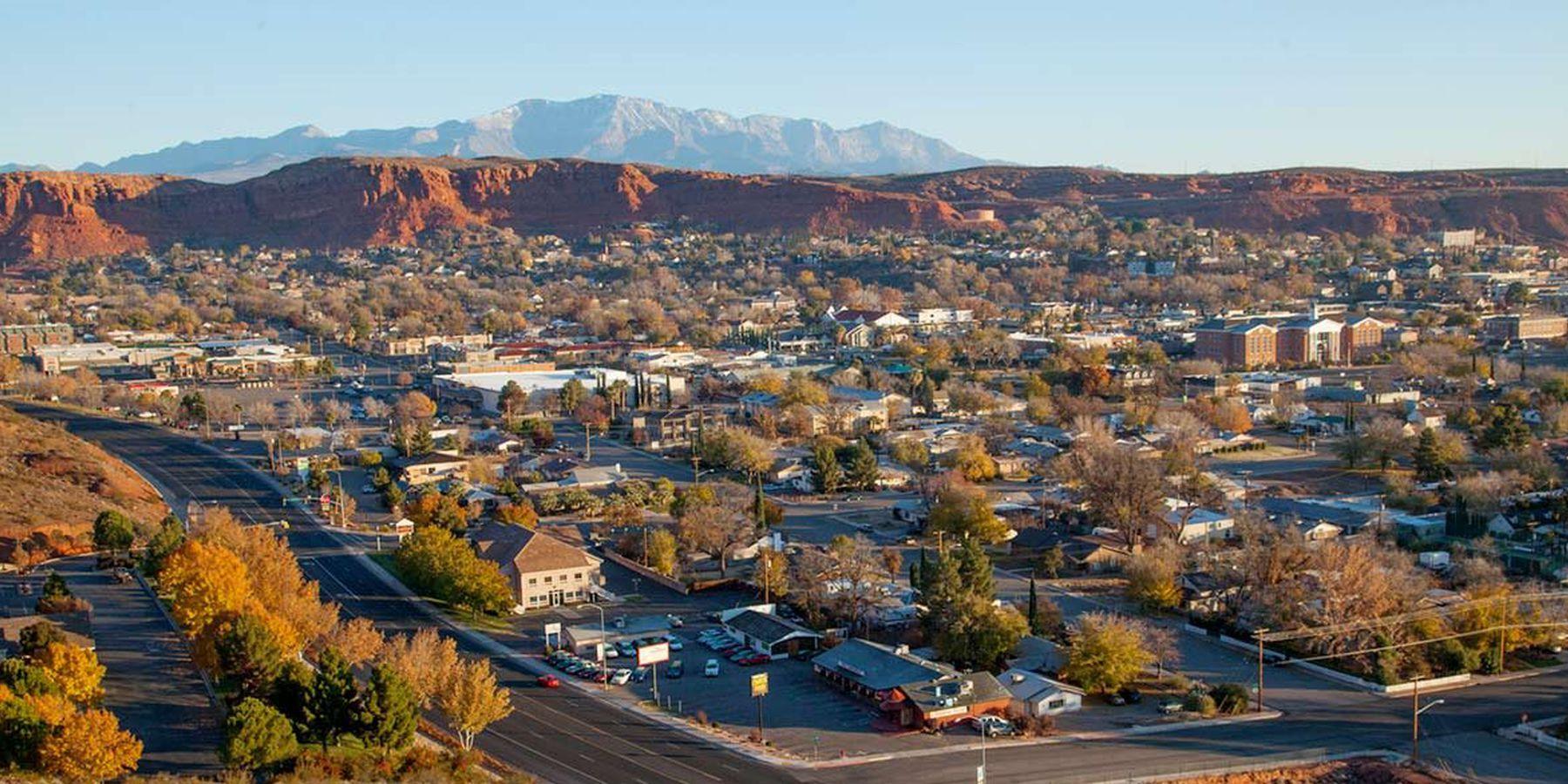 St George - Kanab - Utah - Doets Reizen