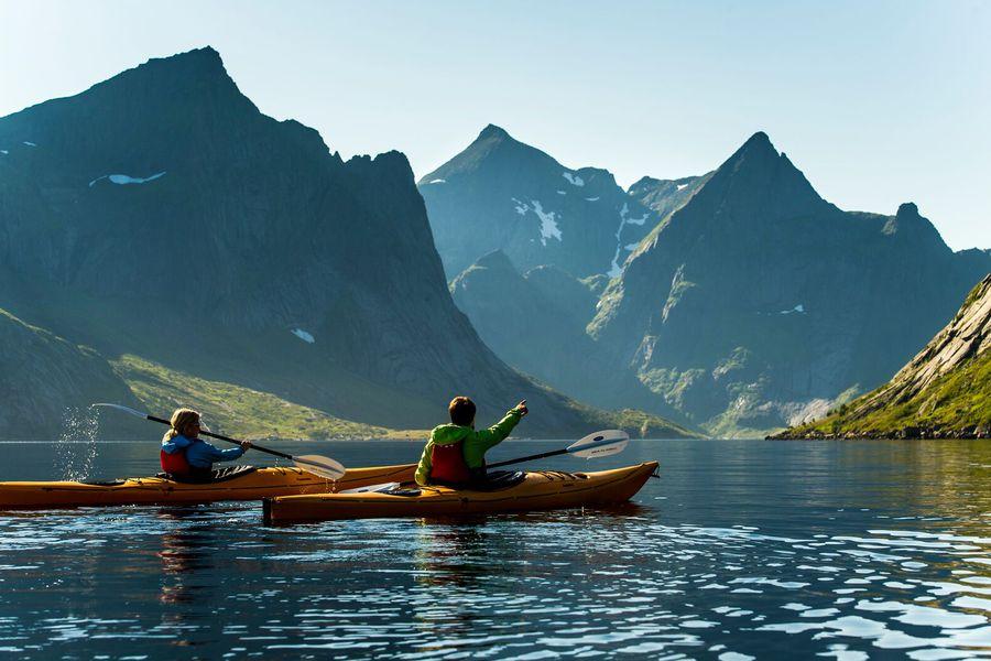 Lofoten Reine - Doets Reizen - Vakantie Noorwegen- VisitNorway.com