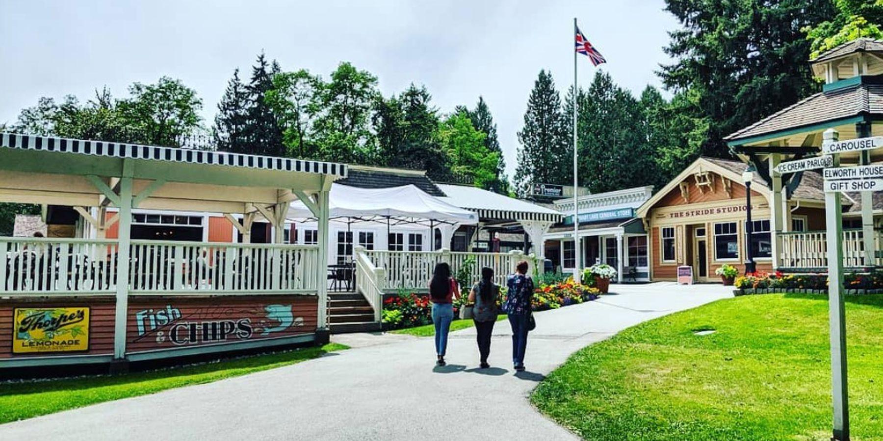 Burnaby Heritage village - British Columbia - Canada - Doets Reizen