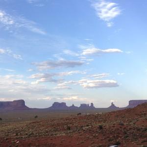 Van Monument Valley naar Moab - Dag 11 - Foto