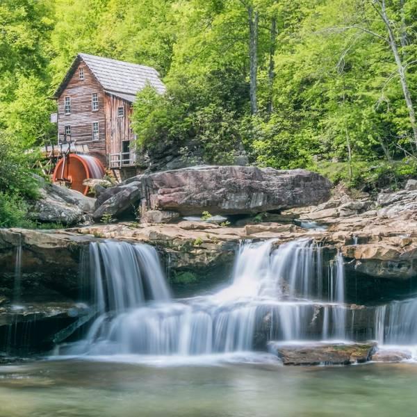 West Virginia - Amerika - Doets Reizen