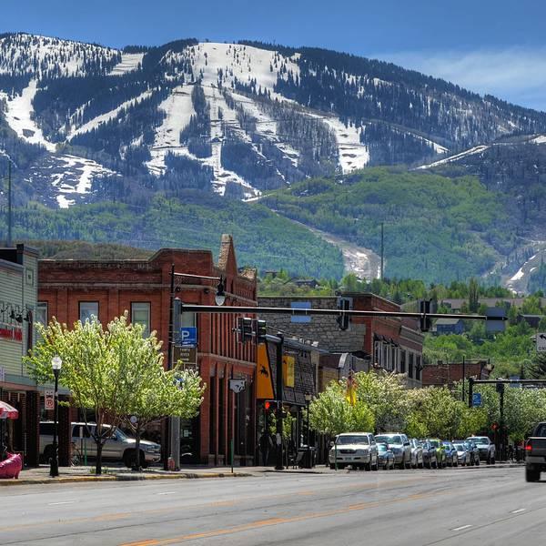 Steamboat Springs - Colorado - Doets Reizen