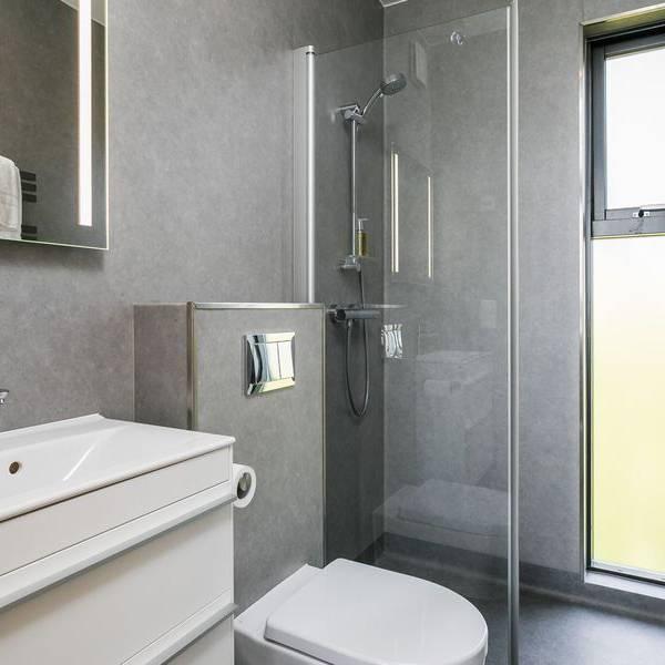 Harbour View Cabins - Grindavik - Bathroom