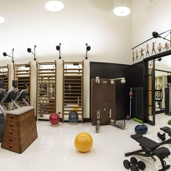 Chicago Athletic Association - gym