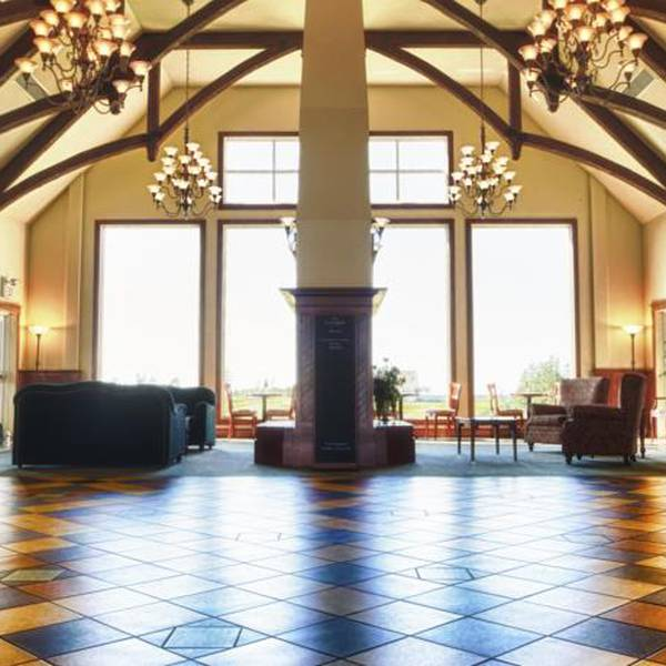 Rodd Crowbush Golf & Beach Resort Lobby