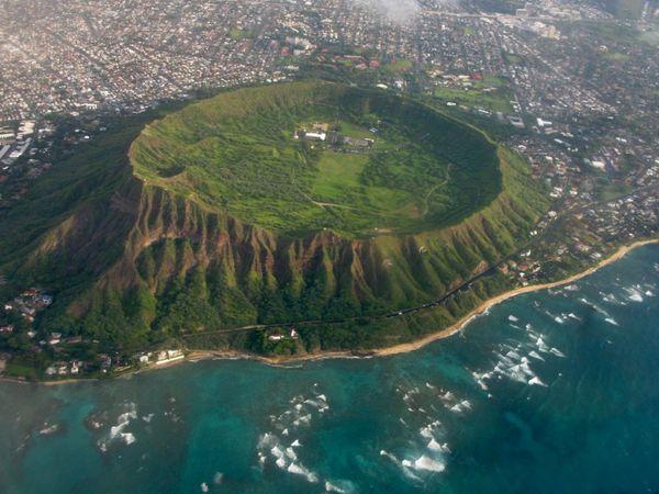 Diamond Head - Oahu - Hawaii - Doets Reizen