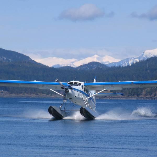 Farewell Harbour Lodge - British Columbia - Canada - Doets Reizen