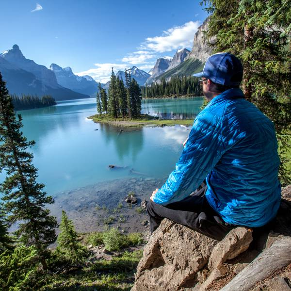 Spirit Island - Jasper National Park - Alberta - Canada - Doets Reizen