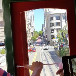 Onze laatste dag in San Fransisco - Dag 19 - Foto
