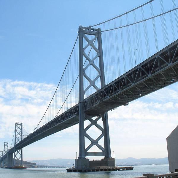 Bay Bridge - San Francisco - California - Amerika - Doets Reizen