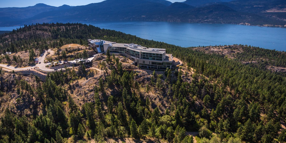Sparkling Hill Resort - Kelowna - Okanagan Valley - British Columbia - Canada - Doets Reizen