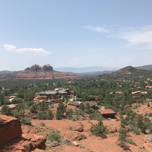 Red Rock Country - Dag 14 - Foto